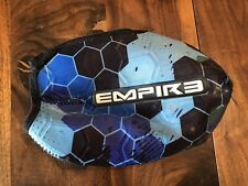 Empire Paintball Tank Cover Size 68 Blue