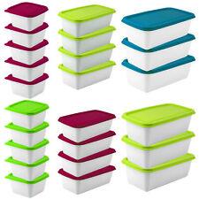 Gefrierdosen Set Frischhaltedosen Vorratsdosen Deckel Tiefkühldosen Gefrierdose
