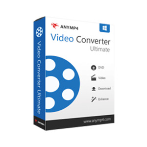 AnyMP4 Video Converter Ultimate Fast Delivery Full Version