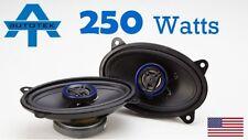 Autotek ATS46CX 6x4 Car Audio Speakers 250w Coaxial Two Way 1 pair