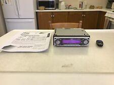 JVC KD-SC500 CD Player receiver car radio deck