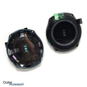Scocca Vetro Posteriore ORIGINALE Samsung Gear S3 Frontier Back Cover R760 R765