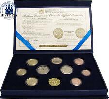 Stempelglanz Bi-Metall Münzen nach Euro-Einführung aus Malta