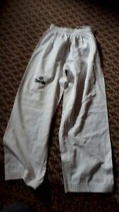 Daedo Hose Taekwondo 170 cm getragen