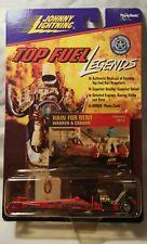 Johnny Lightning 1:64 Scale Top Fuel Legends 1973 RAIN FOR RENT WARREN & COBURN