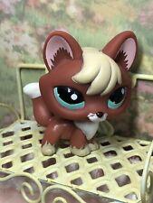 Littlest Pet Shop LPS Authentic Rare Red Fox #1126