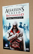 Assassin's Creed Brotherhood Game Soundtrack
