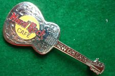 HRC hard rock cafe New Orleans Silver dobro Guitar