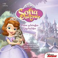 MEINE SCHÖNSTEN GESCHICHTEN - SOFIA DIE ERSTE   CD NEU