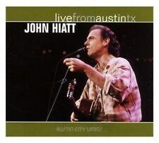 John Hiatt - Live from Austin TX [New CD] Rmst, Digipack Packaging