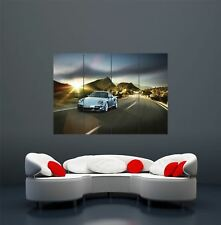 PORSCHE 911 TURBO S 2011 GIANT WALL ART POSTER X2327
