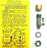 69DCA Hubbell Furnas Pressure Switch Unloader Valve Series B 69MB, 69M 136-0013