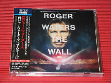 2015 ROGER WATERS THE WALL (2CD SET)  Pink Floyd JAPAN BSCD2 Blu-spec CD 2