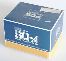 ZENZA BRONICA SQ-A BOX ONLY