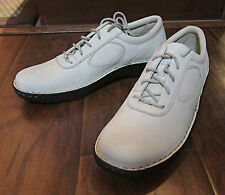 Women's Drew Audrey Oxford Shoes – Sport White Nubuck – 11.5 Med – Diabetic Shoe