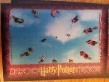 Artbox Harry Potter 3D  Series 1 #10 The quaffle is released NrMint-Mint