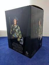 GENTLE GIANT, Star Wars Endor Rebel Trooper Bust New In Box Return of the Jedi