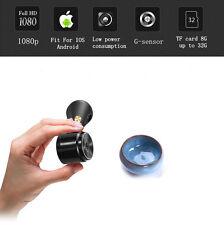 Mini Wireless HD 1080P 140° Wide Angle Car Hidden Camera DVR Recorder Tachograph