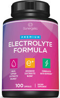 Premium Electrolyte Capsules – Electrolytes for Keto, Performance & Recovery