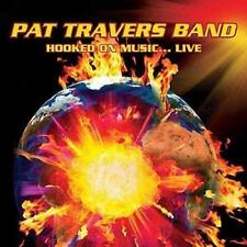 PAT TRAVERS BAND – HOOKED ON MUSIC… LIVE AT STANLEY THEATER 1981 (NEW/SEALED) CD