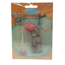 85 x 70mm Clearstempel - Me to you Muttertag/Geburtstag Teddy & Topf mit Tea