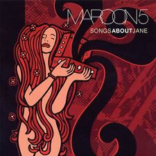 MAROON 5 Songs About Jane CD BRAND NEW