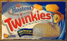 Hostess TWINKIES - New, Bilingual Packaging - Collectible - Final Shipment!