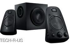 Logitech 980-000402 Z623 2.1 Speaker System 200 W RMS THX Certified 2.1 RoHS