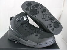 NIKE AIR JORDAN SC-2 BLACK-WHITE-BLACK SZ 11 [454050-010]