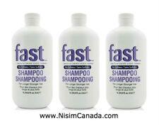 3 x NISIM FAST Shampoo 1Litre Size - BIG SAVINGS ! FAST SHIPPING !