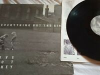 Everything But The Girl – Love Not Money - LP