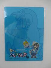 DR SLUMP TORIYAMA Shitajiki - pencil board Showa Note