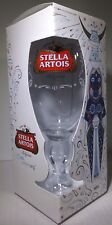 New In Package Stella Artois Belgium Water Always India Glass Chalice Water.Org