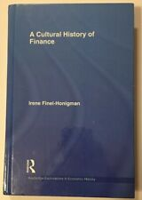 Cultural History of Finance by Finel-Honigman, Irene