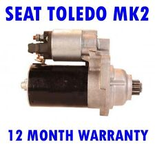 SEAT TOLEDO MK2 MK II 1.8 20V SALOON 1999 2000 2001 - 2006 RMFD STARTER MOTOR