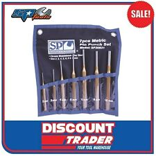 SP Tools Pin Punch Set-7pieces Sp30831