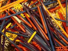 400 MINI / MICRO K'NEX RODS & CONNECTORS ~ Parts Pieces ~ Various Sizes KNEX