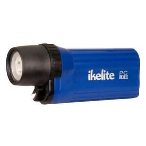 Underwater scuba diving spearfishing torch Ikelite PC LED Flashlight