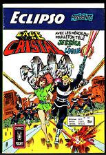 ECLIPSO n°64 # L'AGE DE CRISTAL / JESSICA & LOGAN # 1978 COMICS POCKET