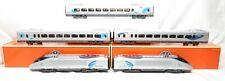 LIONEL 6-31714 AMTRAK ACELA TRAIN SET W/RAIlSOUNDS 5.0 NIB