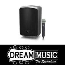 Behringer Europort MPA200BT Portable Speaker SAVE $136 off RRP$679