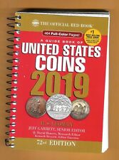 2019 Red Book Price Guide,72nd Edition,Spiral, In Stock One Business Day Ship