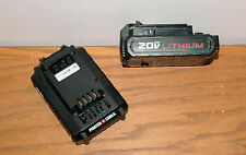 Porter Cable Batteries PCC681L 20V MAX Lithium Ion Battery 2-Pack