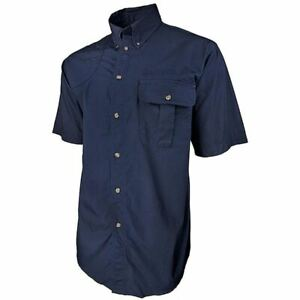 Beretta TM Shooting Shirt 2.0 Short Sleeve-Blue