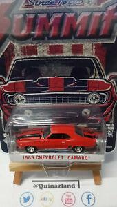 Greenlight Summit 1969 Chevrolet Camaro (NG80)