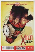 X-Men Legacy #2 (Jan 2013, Marvel) [Legion] Simon Spurrier, Tan Eng Huat Q