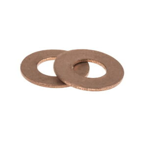 Imperial Copper Sealing Washers Flat Seal Gasket Rings - All Sizes (WS 086)