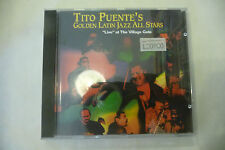 "TITO PUENTE""GOLDEN LATIN JAZZ ALL STARS-CD TROPY Ger 1993"""