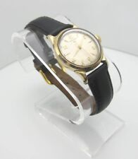 Vintage Hamilton CLD 10K Gold Filled Hand Wind Analog Dial Casual Watch (A920)