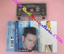 MC NEK La vita e' 2000 GERMANY WEA 8573833294 no cd lp vhs dvd